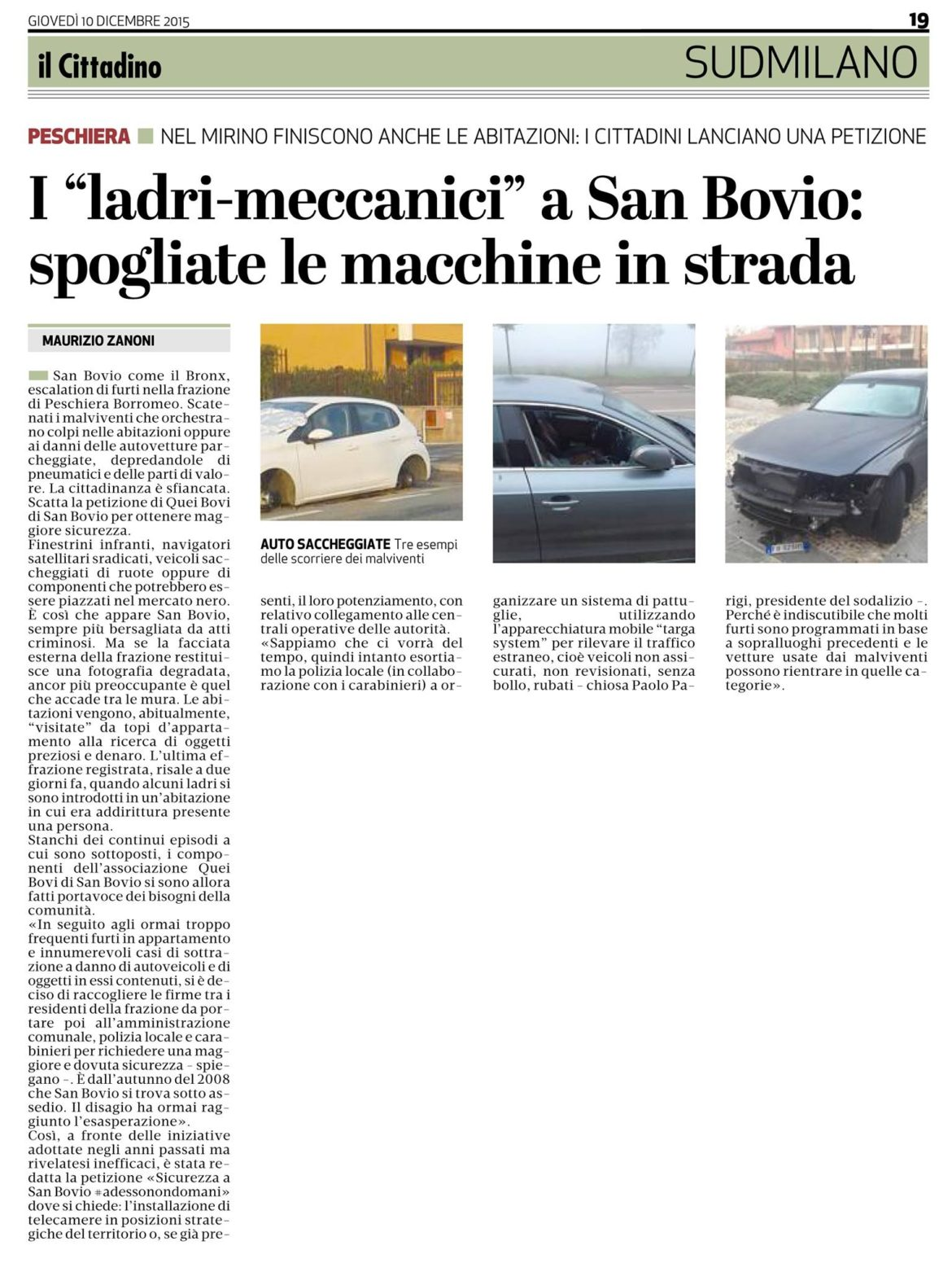 articolo Cittadino